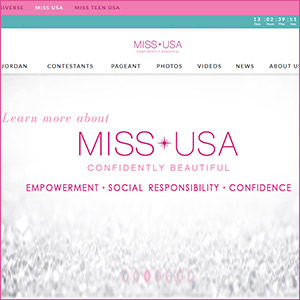 Miss USA Profile